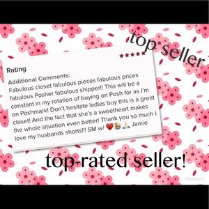 So grateful for your purchases! Thank You😍!!